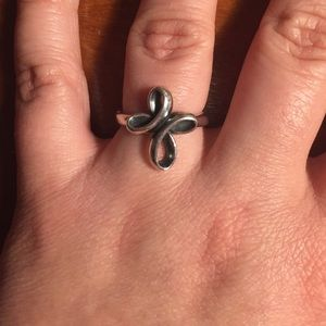 James Avery Jewelry - Eternal Ribbon Cross Ring
